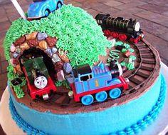 Thomas the Train Cake Ideas and Photos for Kids Birthday Parties