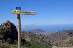 Path to Roque Nublo
