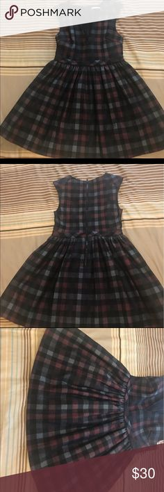 Full mini skater dress Checkered patterned skater dress purchased from Tobi. Cotton/polyester blend, fully lined. Brand: Do & Be. Measurements:Length: 32' . It us so cute. Worn once almost new Tobi Dresses Mini