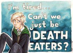 Sounds reasonable, Draco! by CaptBexx on deviantART