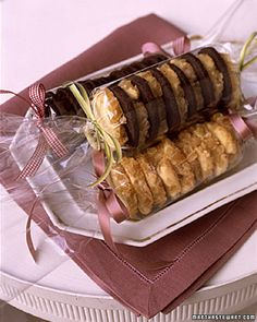 Bonitos paquetes de galletas Más