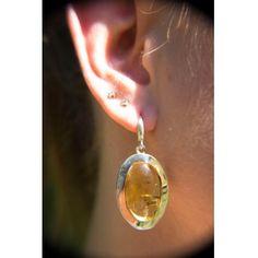 Ezüst medál és fülbevaló szett borostyán kővel /70578/ 3 Drop Earrings, Jewelry, Jewlery, Jewerly, Schmuck, Drop Earring, Jewels, Jewelery, Fine Jewelry