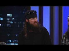 TV BREAKING NEWS Duck Dynasty on Jimmy Kimmel Live PART 1 - http://tvnews.me/duck-dynasty-on-jimmy-kimmel-live-part-1/