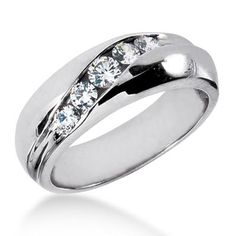 Titanium Wedding Rings for Women
