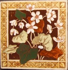 West Side Art Tiles - 4488n480p0 - English Tile