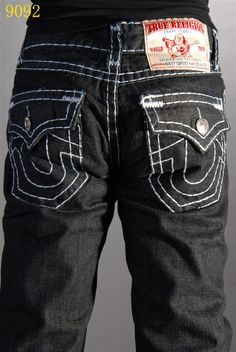 mens true religion jeans - Google Search