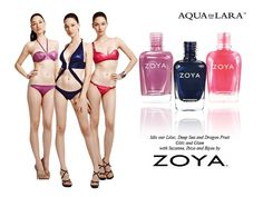 Aqua Di Lara and Zoya!