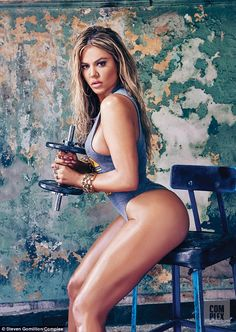 'Yes skin is smooth and shadows are removed': Khloé Kardashian wasted no time providing un...