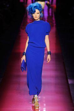 838c1537886c6 JEAN PAUL GAULTIER SPRING 2012 Couture Jean Paul Gaultier