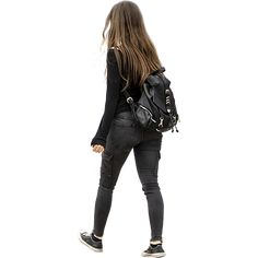 Black jean and black shirt wearing girl - Immediate Entourage People Cutout, Cut Out People, Photoshop For Photographers, Photoshop Actions, Render People, Autocad, People Png, Love Cartoon Couple, Photoshop Rendering