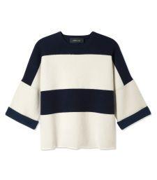 Derek Lam Bold Striped Combo Sweater