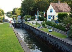 Canal Boating in Alsace