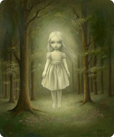 """Ghost Girl"" by MARK RYDEN... <3 <3 <3"