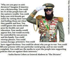 Imagine if America Were A Dictatorship....