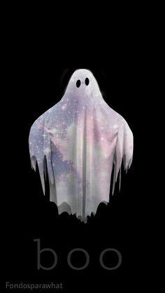 5 Fondos de Whatsapp de Halloween  #Fantasma #Wallpaper