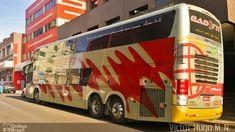 Luxury Bus, Busses, Victor Hugo, Volvo, Vehicles, South America, City, Brazil, Tourism