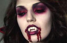 Dos infalibles para Halloween: colmillos y sangre a medida