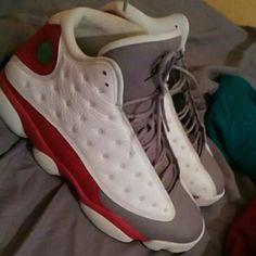 jordan retro 13 grey toe sz 12 Air Jordan retro 13 grey toe Jordan Shoes Sneakers