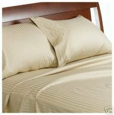 """8PC ITALIAN 1500TC Egyptian Cotton DOWN ALTERNATIVE COMFORTER Bed in a Bag - Sheet , Duvet California King Beige St by Egyptian Cotton Factory Outlet Store. $249.99. Luxury 1500TC 100% DOWN ALTERNATIVE Comforter, 750fp, 50oz, Allergy free.. ITALIAN 1500TC long-staple Egyptian Cotton Sheet and Duvet Set. Beautiful Duvet Set : 1 Duvet Cover (106"""" x 90"""") and 2 Shams (20"""" x 40""""). This 8pc luxury bedding set is designed & crafted in ITALY.. 1 Flat Sheet (110"""" x 102""""), 1..."""