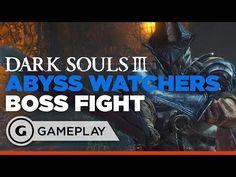 Devastating Abyss Watchers  - Dark Souls III Gameplay