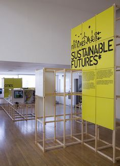 sustainable exhibition stand design - Google Search