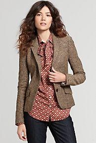 d877812c984 BOSTON FIT TWEED BLAZER  248.00 Tweed Blazer Outfit