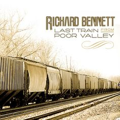 """This week's FREE DOWNLOAD comes from Richard Bennett! Take a listen to his song, """"Wrong Road Again"""" off his album, Last Train from Poor Valley and get the free download here: https://soundcloud.com/lonesome-day-records/richard-bennett-wrong-road-again"""