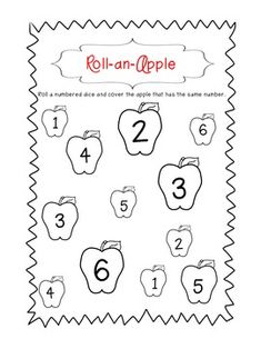 Roll an Apple Freebie! :)