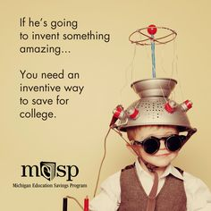 Saving for college? MESP, Michigan's direct-sold 529 college savings plan, offers low fee investment options, plus state and federal tax benefits. Learn more. College Savings Plans, Saving For College, Ways To Save, Higher Education, Programming, Inventions, Michigan, Learning, College Teaching