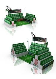 Merchandising visual, de presentación del producto, promovido por el fabricante