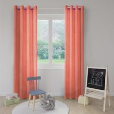 Rideaux Design, Curtains, Home Decor, Products, Walk In, Home Decoration, Pretty, Glamour, Fabric