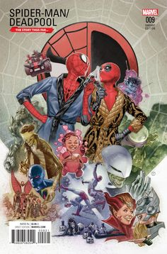 Spider-Man/Deadpool #9 - Itsy Bitsy Part 1 (Issue)