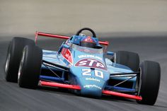 Gordon Johncock - March 84C Cosworth - Patrick Racing - Indianapolis 500-Mile Race - 1984 PPG Indy Car World Series, round 3