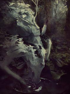 Surreal Digital Paintings by Marcela Bolivar