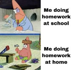 """These """"Top Relatable Memes College – Hilarious Humor Pictures Clean & Famous"""" are so funny.You just scroll down and keep reading these """"Top Relatable Memes College – Hilarious Humor Pictures Clean & Famous"""". Funny Spongebob Memes, Stupid Memes, Funny Relatable Memes, Funny Posts, Hilarious Texts, Sarcastic Memes, Funny School Memes, School Humor, School Memes Clean"""