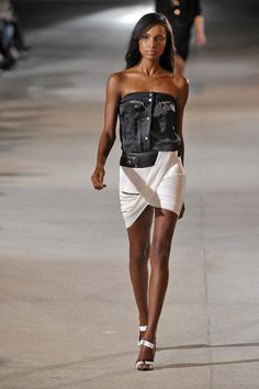 Ready to wear Spring Summer 2013 Anthony Vaccarello Paris September 2012