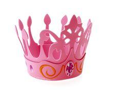 coronas de princesas de fomi