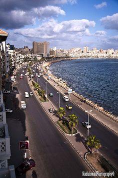 Alexandria #Egypt.                                   حبيبتي  إسكندرية وروحي مصر ام الدنيا