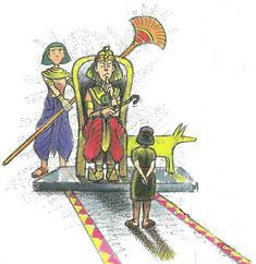 Bible Story of Joseph in Egypt - Child Bible Story Online