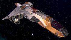 Kihraxz assault fighter - Wookieepedia, the Star Wars Wiki