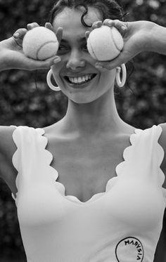 SPORTCLEAN Bianca Dress in Coconut – Marysia Resort Wear For Women, Venus Tops, Luxury Swimwear, Sweat It Out, Fashion News, Active Wear, Fashion Forward, Coconut, Product Launch