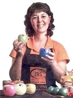 Maristela Simões e seus produtos cosméticos