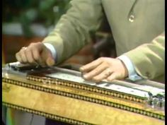 ▶ Don Helms (Steel Guitar Player for Hand Williams) ~ Cold Cold Heart