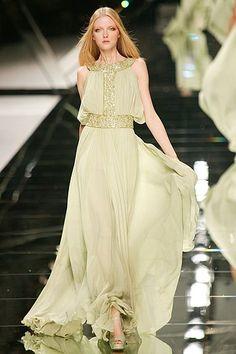A beautiful flowing dress!