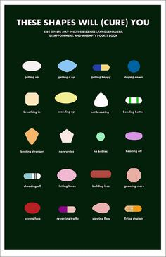 These shapes will cure you