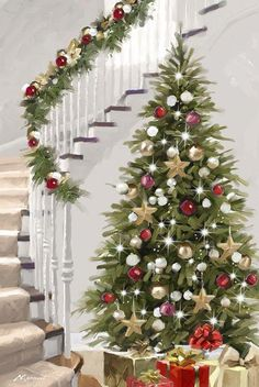 Are you looking for inspiration for christmas aesthetic?Browse around this website for cool Christmas ideas.May the season bring you peace. Xmas Tree Decorations, Christmas Decorations For The Home, Diy Christmas Ornaments, Christmas Art, Holiday Decor, Christmas Quotes, Types Of Christmas Trees, Christmas Aesthetic, 242