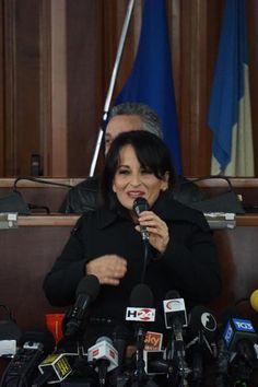 Rosa Capuozzo anunciou sua renúncia ao cargo (foto: ANSA)