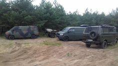 VW MILITAR Bundeswehr TRANSPORTER T-3 SYNCRO TDI ,T-4 und Neue T-6  -------------forst61@interia.pl