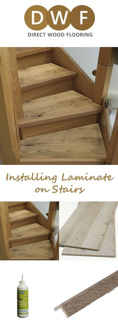 Best 13 Best Laminate Flooring On Stairs Images In 2019 640 x 480