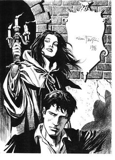 Dylan Dog Dylan Dog, Dog Comics, Horror Stories, Hayao Miyazaki, Peace And Love, Line Art, Art Reference, Comic Art, Manga Anime